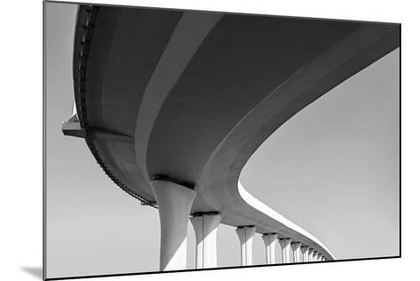 Underside of an Elevated Roads-Gubin Yury-Mounted Photographic Print