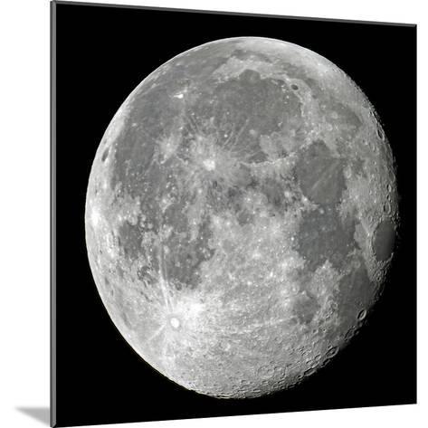 Carolina Moon-Edd Lange-Mounted Photographic Print