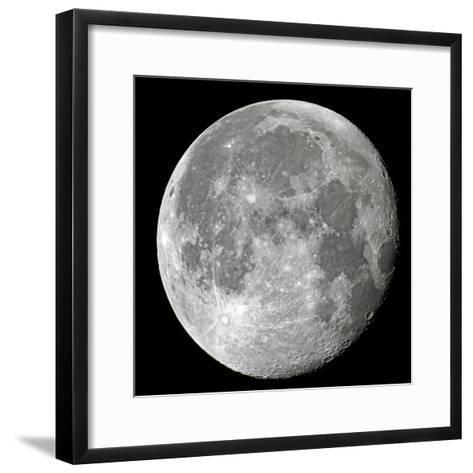 Carolina Moon-Edd Lange-Framed Art Print