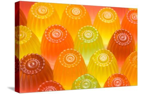 Colorful Jelly- kenjii-Stretched Canvas Print