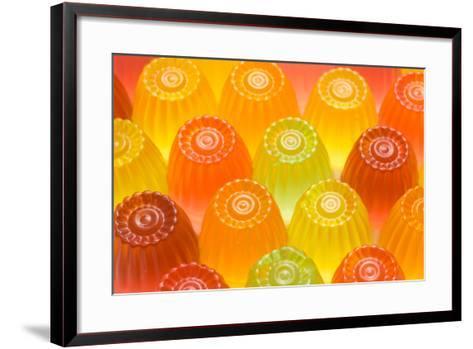 Colorful Jelly- kenjii-Framed Art Print
