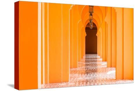 Architecture Morocco Style - Vintage Effect Pictures-Stockforlife-Stretched Canvas Print