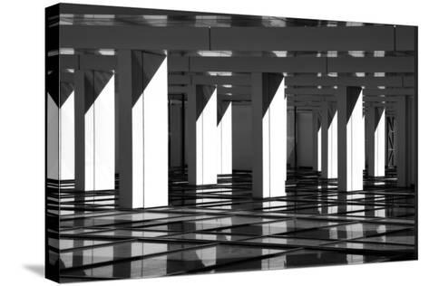 Modern Abstract in Architecture-Protasov AN-Stretched Canvas Print