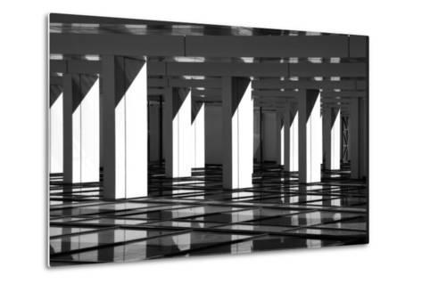 Modern Abstract in Architecture-Protasov AN-Metal Print