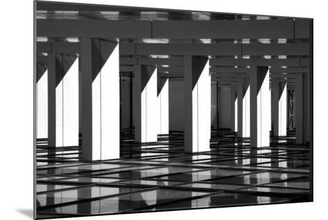 Modern Abstract in Architecture-Protasov AN-Mounted Photographic Print