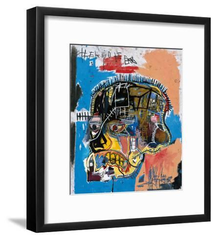 Untitled, 1981-Jean-Michel Basquiat-Framed Art Print