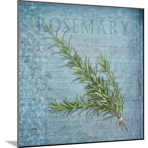 Classic Herbs Rosemary-Cora Niele-Mounted Photographic Print