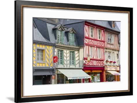 Timber Framed Shops-Cora Niele-Framed Art Print