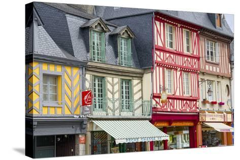 Timber Framed Shops-Cora Niele-Stretched Canvas Print