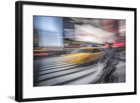 Cab 3-Moises Levy-Framed Art Print