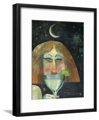 Midnight Margarita-Tim Nyberg-Framed Art Print