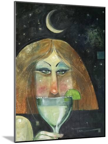 Midnight Margarita-Tim Nyberg-Mounted Giclee Print