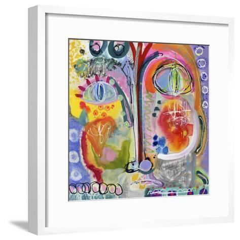 I Believe In Love At First Sight-Wyanne-Framed Art Print