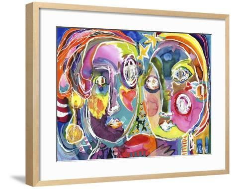 Meant to Be-Wyanne-Framed Art Print