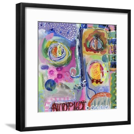 Missed Connection-Wyanne-Framed Art Print