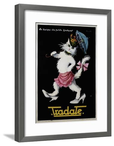 Fashion 025-Vintage Lavoie-Framed Art Print