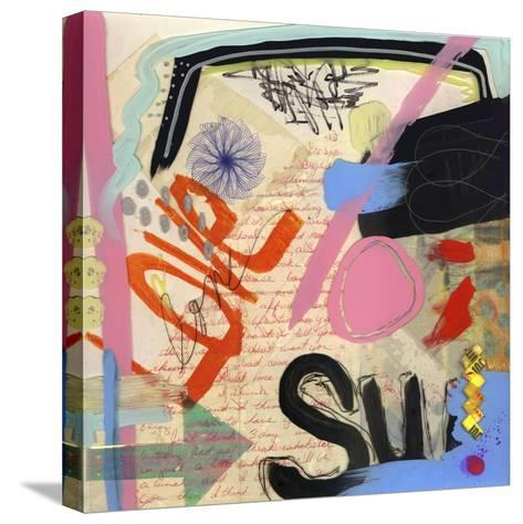Super Love-Wyanne-Stretched Canvas Print