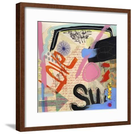 Super Love-Wyanne-Framed Art Print