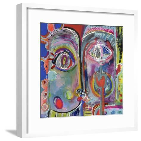 What You're Really Thinking-Wyanne-Framed Art Print