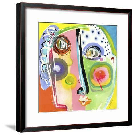 Think Too Much-Wyanne-Framed Art Print