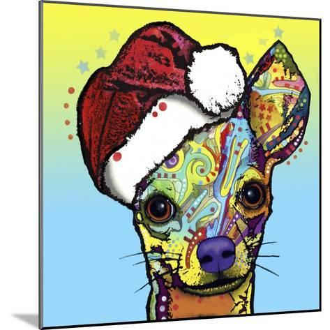 Chihuahua Christmas-Dean Russo-Mounted Giclee Print