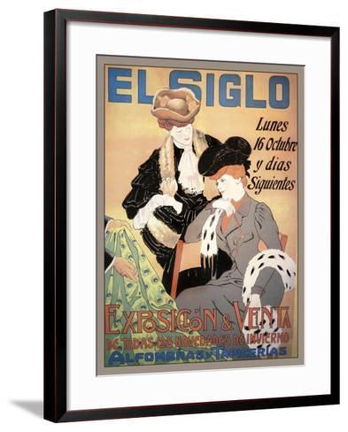Travel Expos 0118-Vintage Lavoie-Framed Art Print