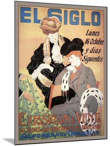 Travel Expos 0118-Vintage Lavoie-Mounted Giclee Print