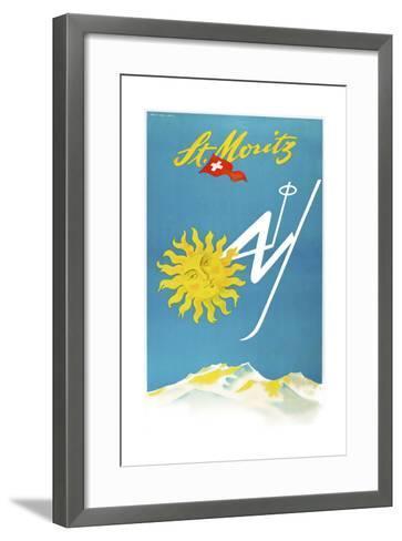 Travel 0189-Vintage Lavoie-Framed Art Print