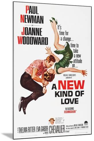 A New Kind of Love--Mounted Poster