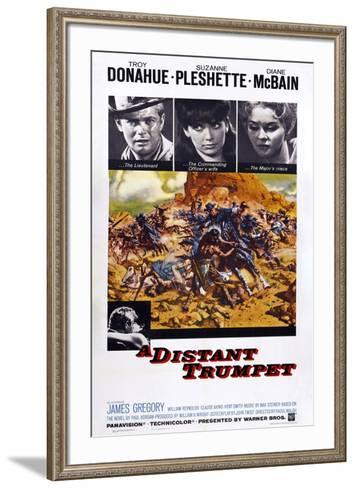 A Distant Trumpet--Framed Art Print