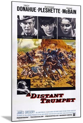 A Distant Trumpet--Mounted Poster