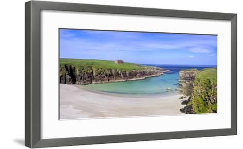 Port Stoth-Michael Blanchette Photography-Framed Art Print