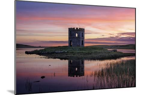 Towering Sunset-Michael Blanchette Photography-Mounted Photographic Print