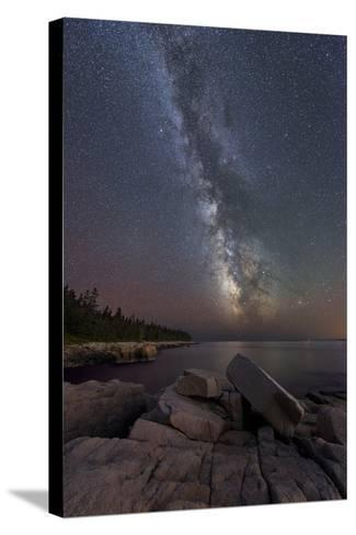 Granite Offering-Michael Blanchette Photography-Stretched Canvas Print