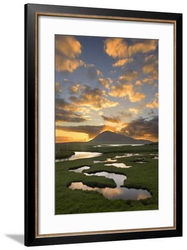 Mountain Rays I-Michael Blanchette Photography-Framed Art Print