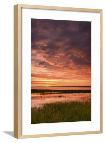 Morning Fury-Michael Blanchette Photography-Framed Art Print