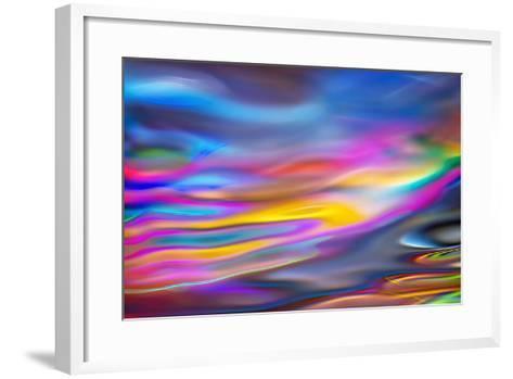 River Flow-Ursula Abresch-Framed Art Print