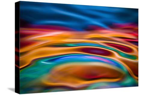 Prismatic-Ursula Abresch-Stretched Canvas Print