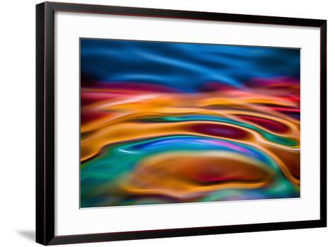 Prismatic-Ursula Abresch-Framed Art Print