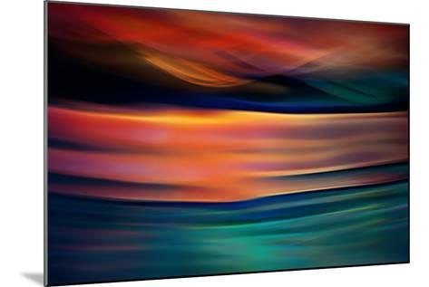 Slocan In Orange And Green-Ursula Abresch-Mounted Photographic Print