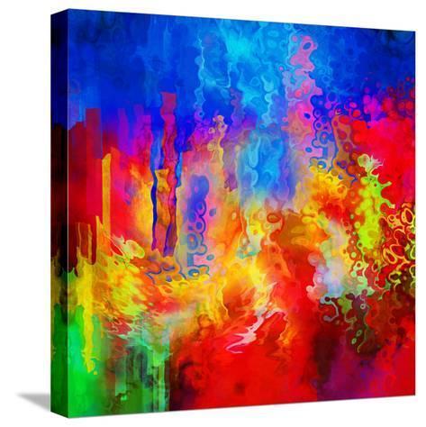 Flamboyant-Ursula Abresch-Stretched Canvas Print