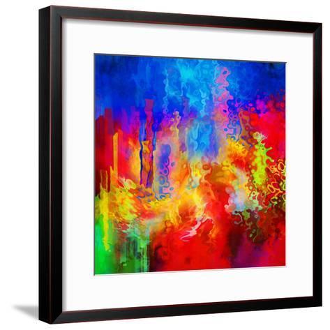 Flamboyant-Ursula Abresch-Framed Art Print