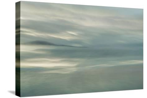 Dreams Of The Isle Of Taransay-Doug Chinnery-Stretched Canvas Print