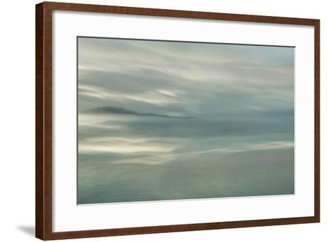 Dreams Of The Isle Of Taransay-Doug Chinnery-Framed Art Print