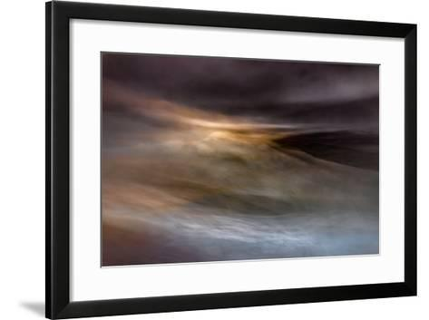 The Soul of the Sea XXI-Doug Chinnery-Framed Art Print