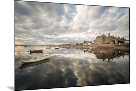 Reflection On The Sea-Philippe Manguin-Mounted Photographic Print