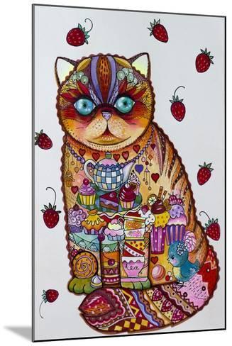 Tea And Cupcakes 3-Oxana Zaika-Mounted Giclee Print