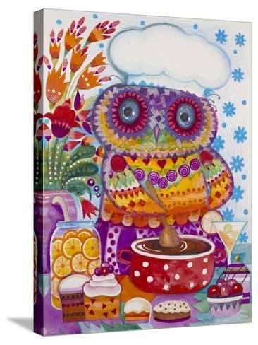 Chocolate Mousse-Oxana Zaika-Stretched Canvas Print