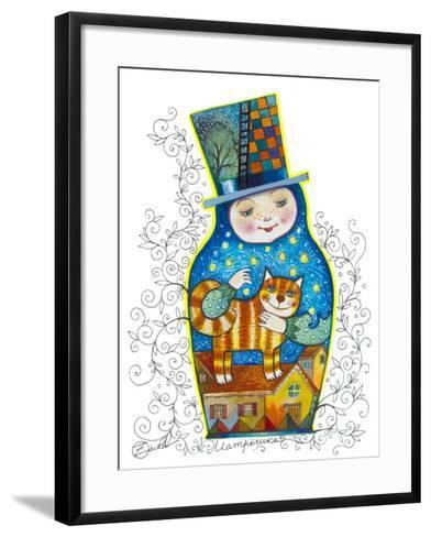 Russian Doll-Oxana Zaika-Framed Art Print
