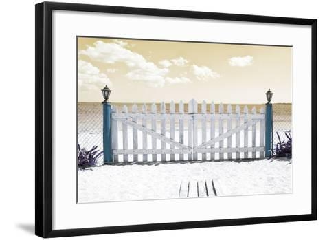 Cuba Fuerte Collection - The Gates of Heaven II-Philippe Hugonnard-Framed Art Print